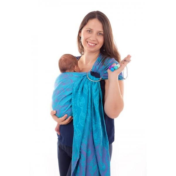 Гердан за бебеносене и кърмене Sea Bubbles