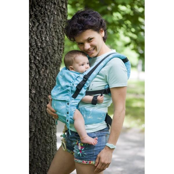 "Ergonomic baby carrier ""Eywa"" - DANDELIONS"