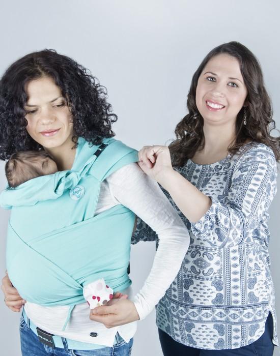 Babywearing consultation