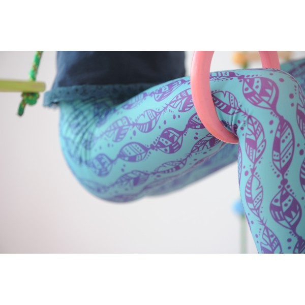 "Kids leggings ""Кауа"""