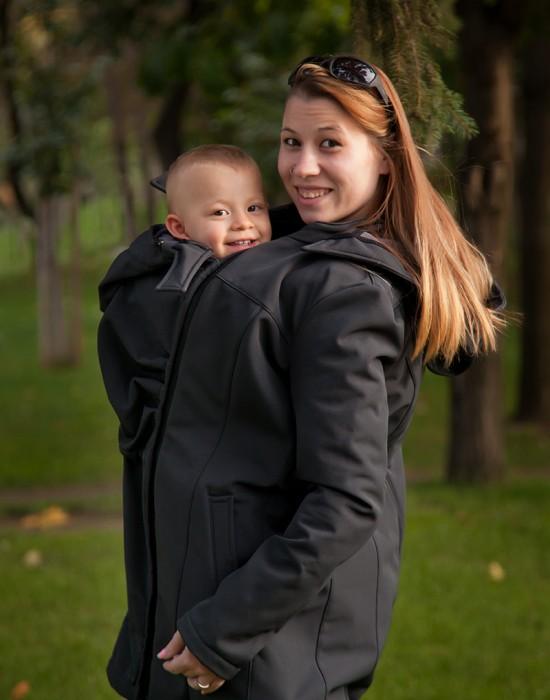 """Babywearing jacket """"Kaya"""" 4 in 1"""