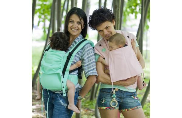 Защо да носите вашето бебе