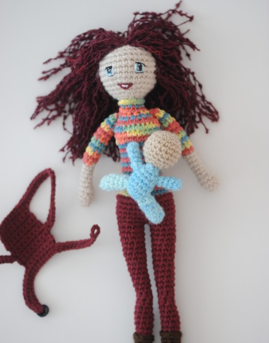 Babywearing dolls